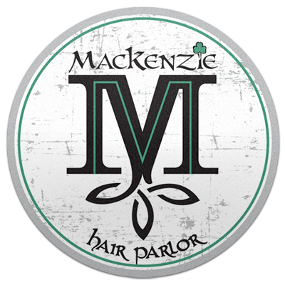 Mackenzie Hair Parlor Logo